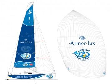1B-Erwan Tabarly-armor Lux - le comptoir de la mer